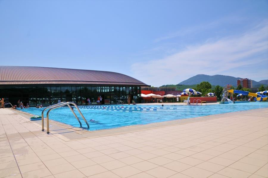Swimming pool and nearby activities
