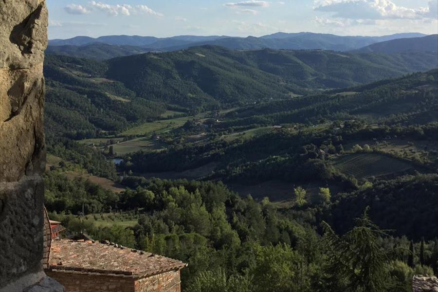 Hiking in Alta Umbria and surroundings